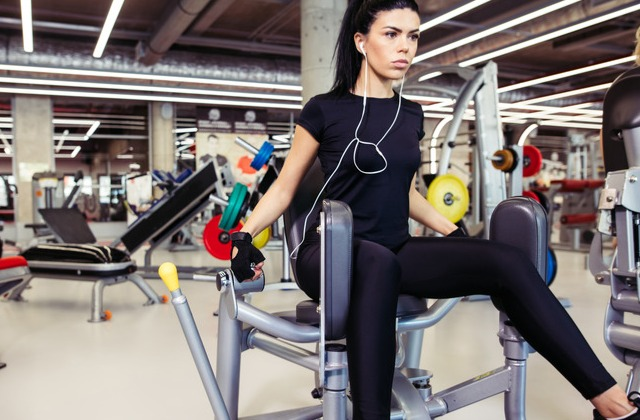 Why You Should Stop Using The Thigh Machine At The Gym