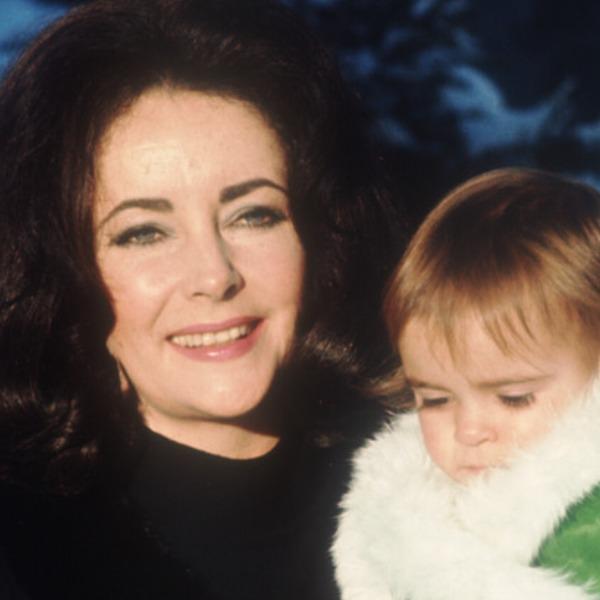 The truth about Elizabeth Taylor's gorgeous grandchildren