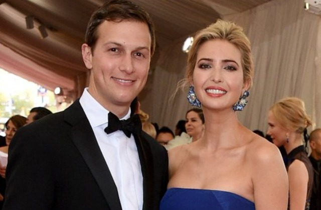 The Truth Is Out About Ivanka Trump's Husband