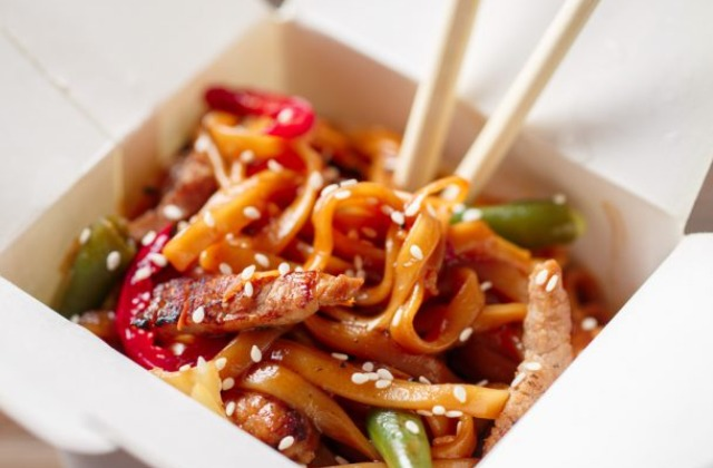 The Best Way To Reheat Chinese Food Isn't What You Think