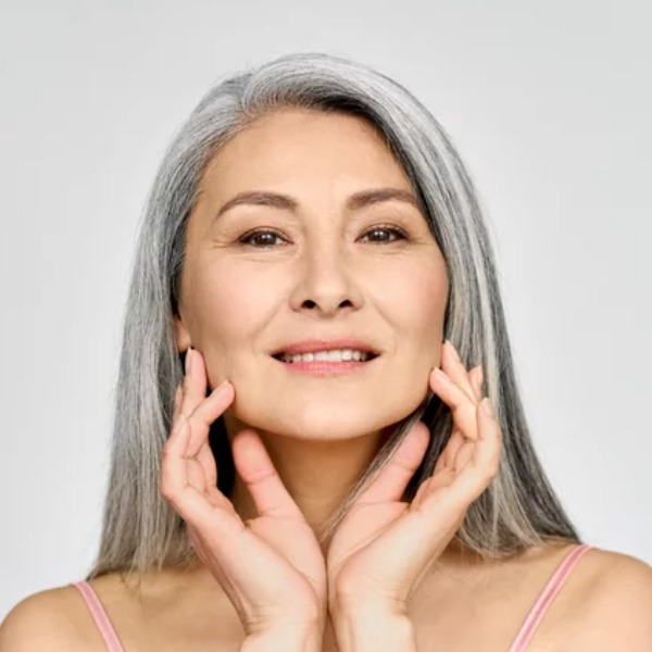 This Is What Causes Gray Hair