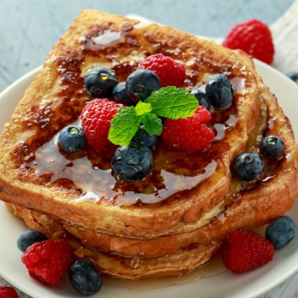 Mistakes You're Making With Your French Toast