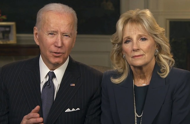 How Joe And Jill Biden Were Booed At The Super Bowl