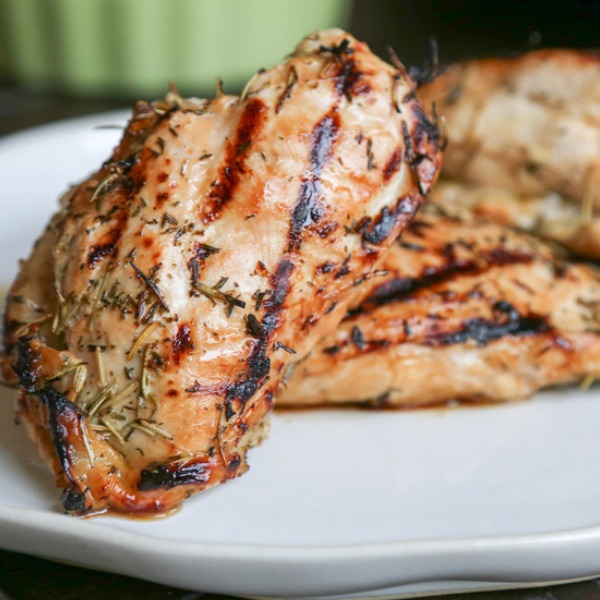 The Best Grilled Chicken Recipe We've Ever Tried