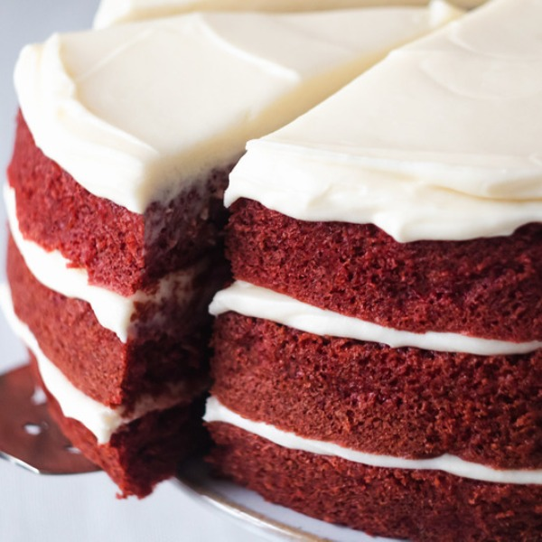 The Best Red Velvet Cake Recipe You'll Ever Find