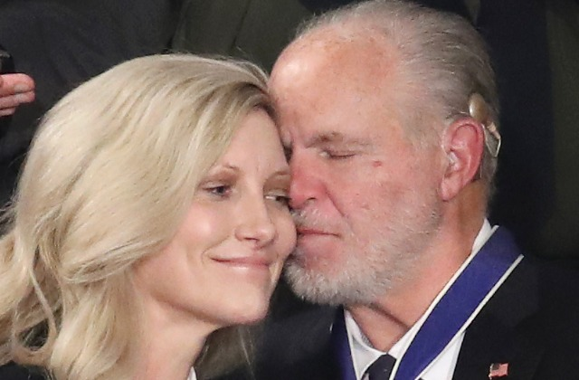 What You Don't Know About Rush Limbaugh's Wife
