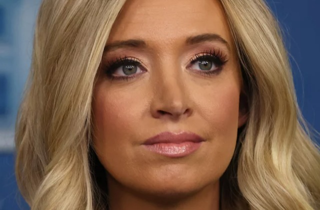 Inside Kayleigh McEnany And Dr. Anthony Fauci's Tense Relationship